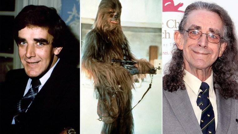 Peter Mayhew, Chewbacca