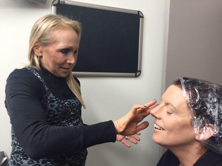 Behind the scenes at Ambush Makeover
