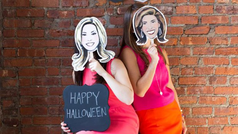 kathie lee and hoda halloween costume