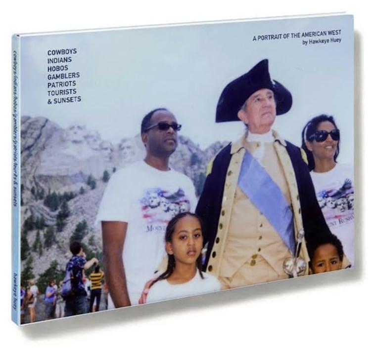 Hawkeye Huey's book of photographs