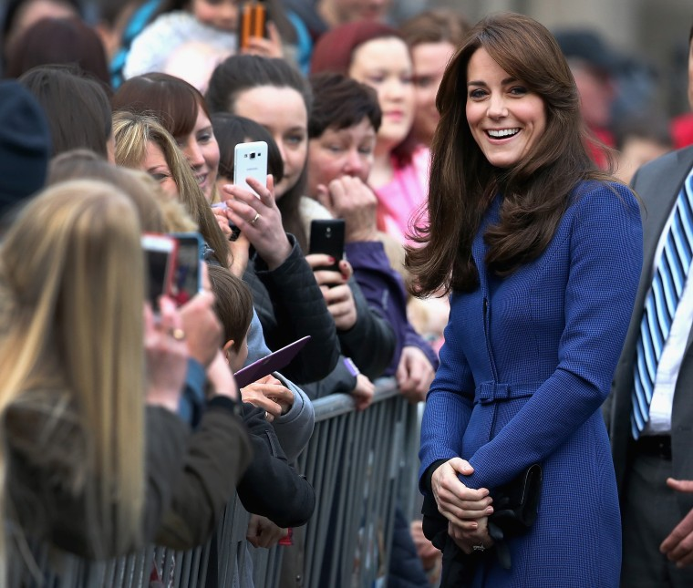 Duke And Duchess Of Cambridge Visit Dundee, Scotland