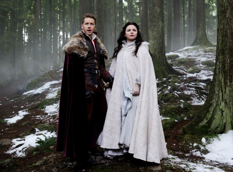 """ABC's """"Once Upon a Time"""" - Season Four"""