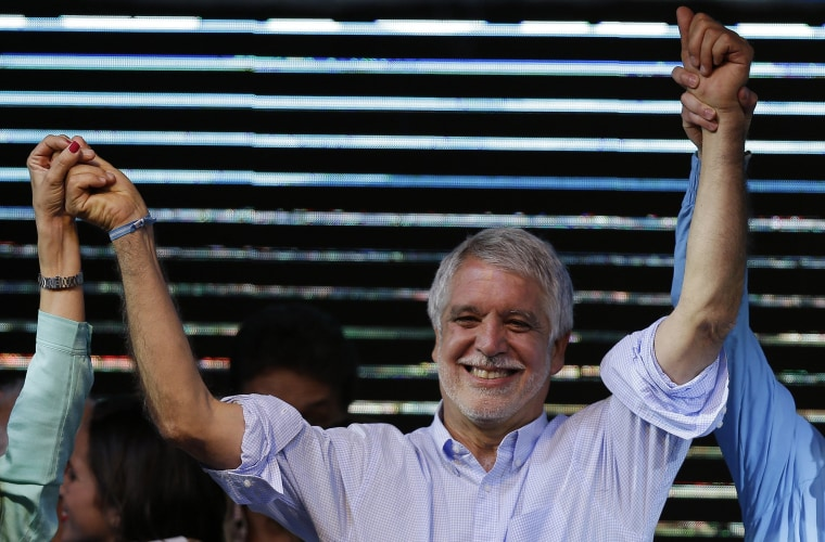 Image: Enrique Peñalosa