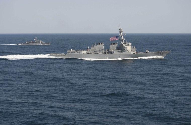 Image: The USS Lassen