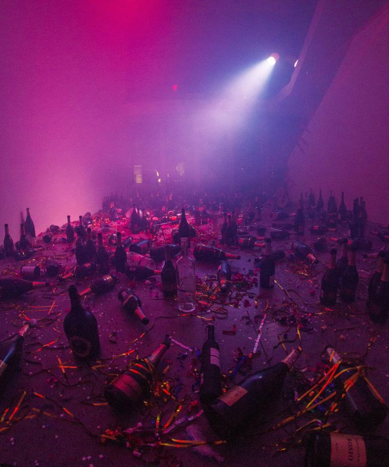 Image: Exhibit by Sara Goldschmied and Eleonora Chiari