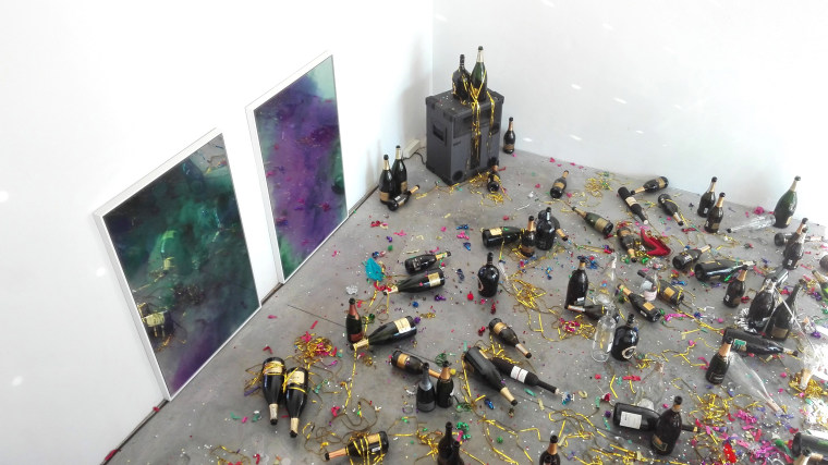 Image: Reinstalled exhibit