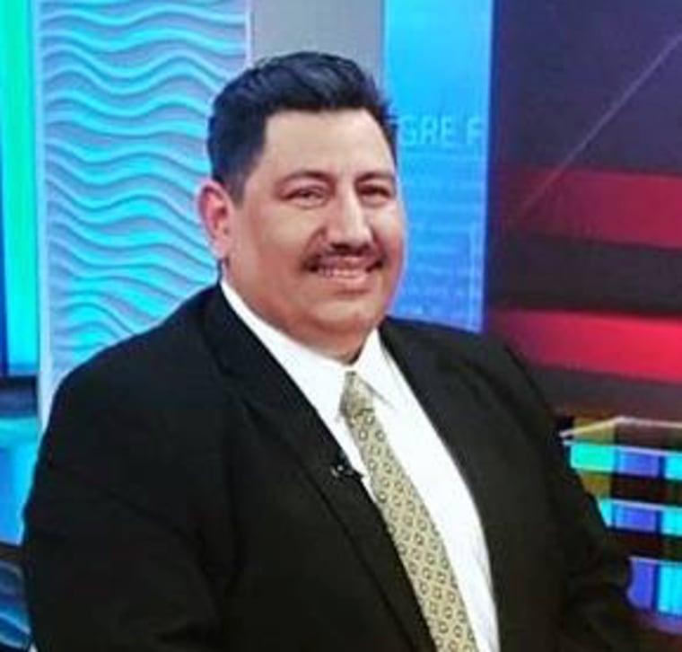 Luis Alvarado is a Republican media strategist with a focus on the Latino vote.