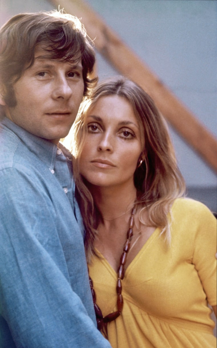 Image: Roman Polanski and Sharon Tate in the 1960s
