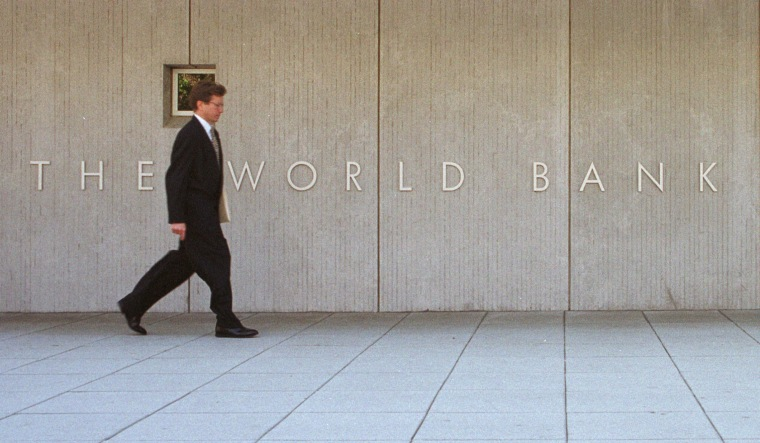 World Bank Headquarters in Washington