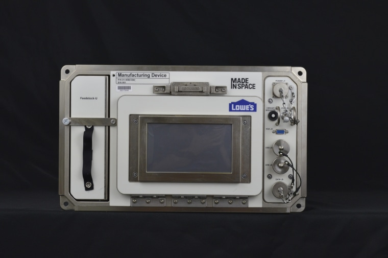 Image: 3-D printer headed to the International Space Station in early 2016