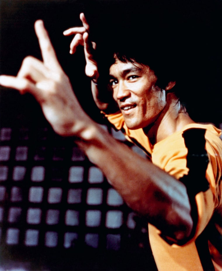 Image: Bruce Lee in 1978