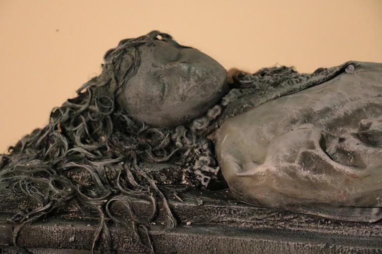 Photo: Tombstone - from Myths and Legends of the Graveyard.
