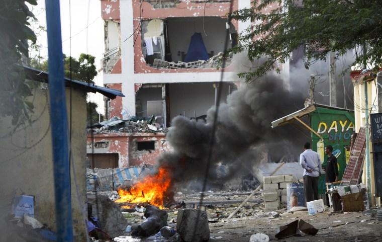 Image: Mogadishu