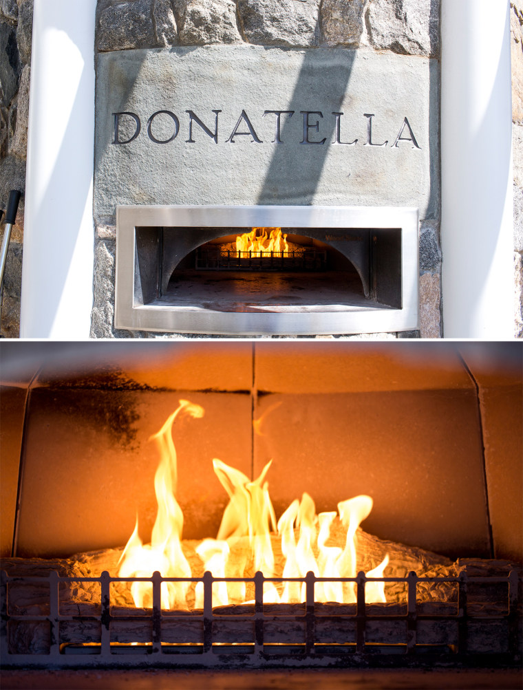 At Home With TODAY, chef Donatella Arpaia