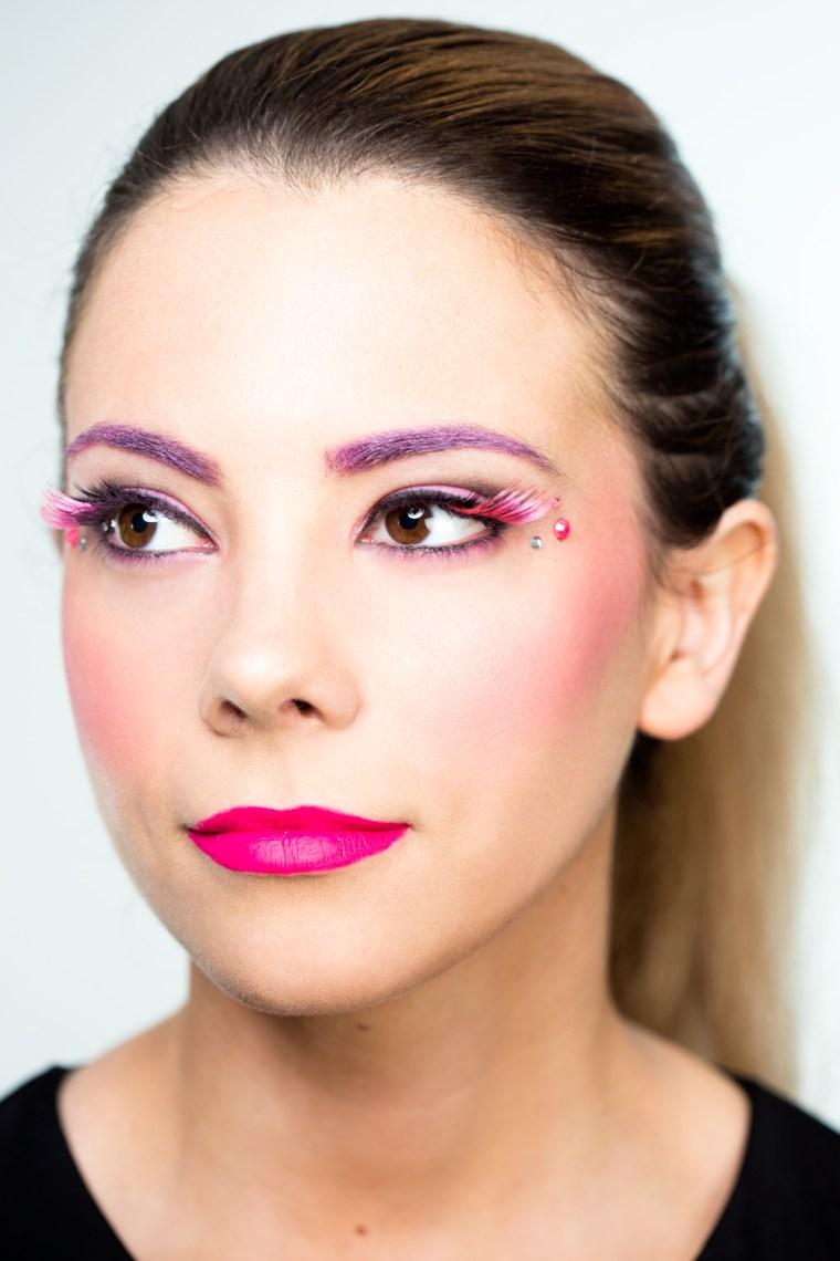 Last-minute Halloween makeup ideas