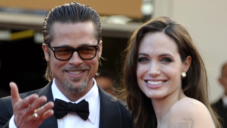 """In Brad Pitt's interview with V magazine, in which he shares his thoughts on being directed by Angelina Jolie in """"By the Sea."""""""