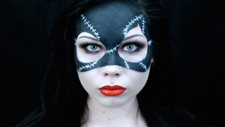 Trucco Halloween Catwoman.The Best Halloween Makeup Ideas Of 2018