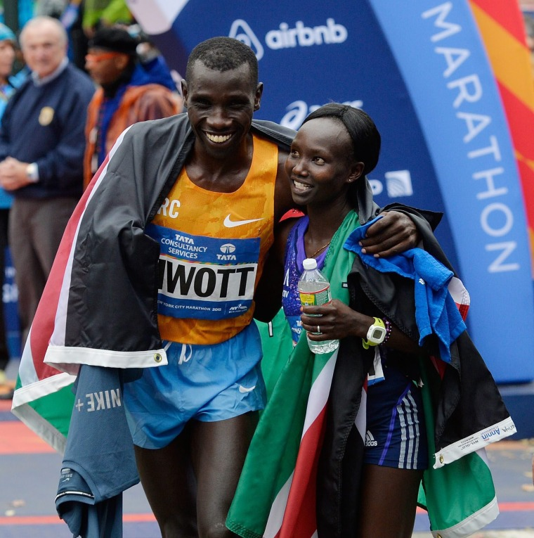Image: 2015 New York City Marathon