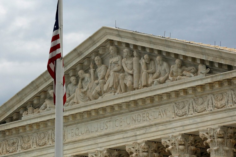 Image: File photo of the U.S. Supreme Court building is seen in Washington