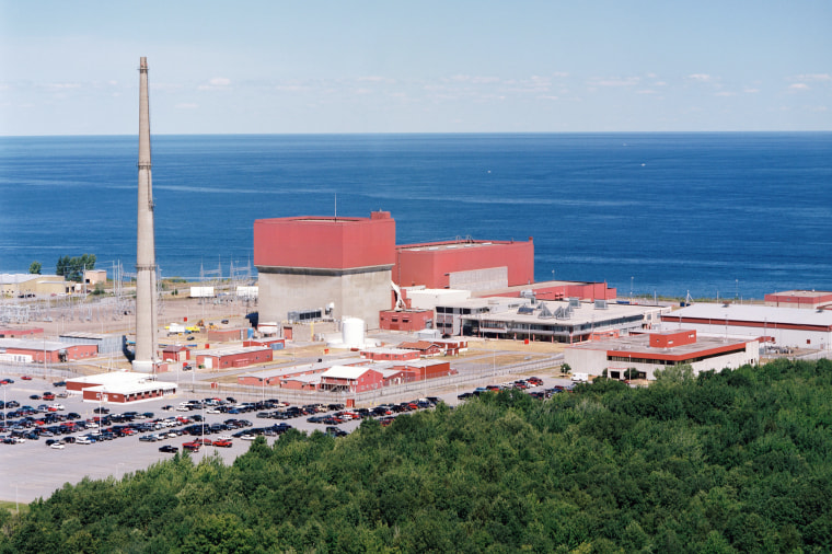 Image: James A. FitzPatrick Nuclear Power Plant