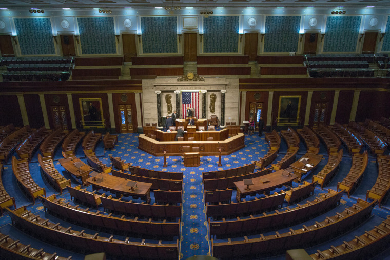 Image: House Chamber of the U.S. Capitol