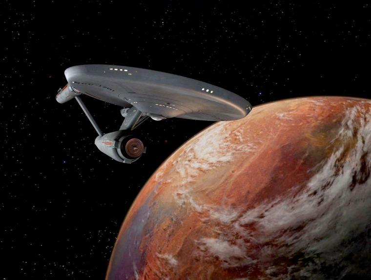 Image: Starship Enterprise
