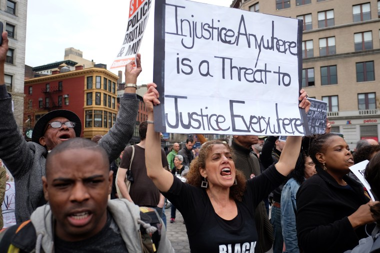 US-CRIME-RACISM-POLICE-SHOOTING-PROTEST