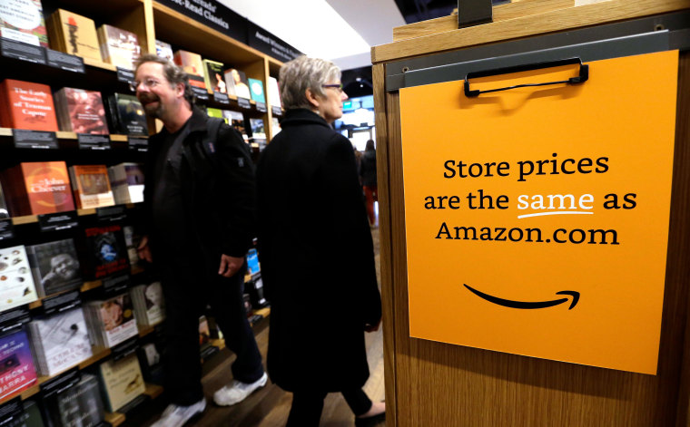Amazon Goes Offline With AmazonFresh Pickup and Bookstores