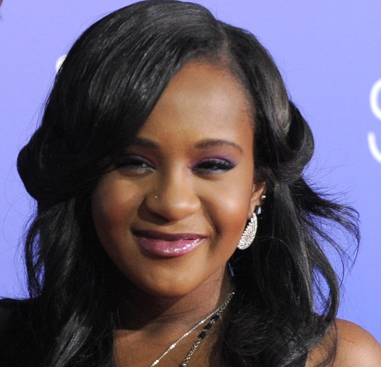 Image: Bobbi Kristina Brown