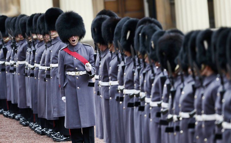 Image: TOPSHOTS-BRITAIN-KAZAKHSTAN-ROYALS-DIPLOMACY
