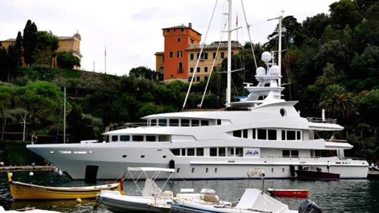 Photo: Lady Lola Yacht