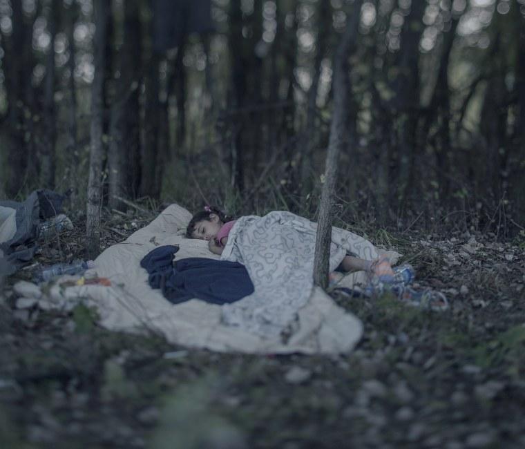 Image: Magnus Wennman: Where the children Sleep - 27 Sep 2015