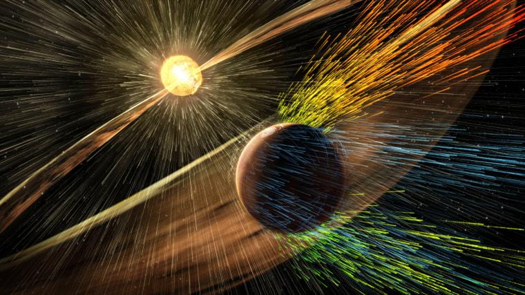 Image: NASA-MARS-MAVEN