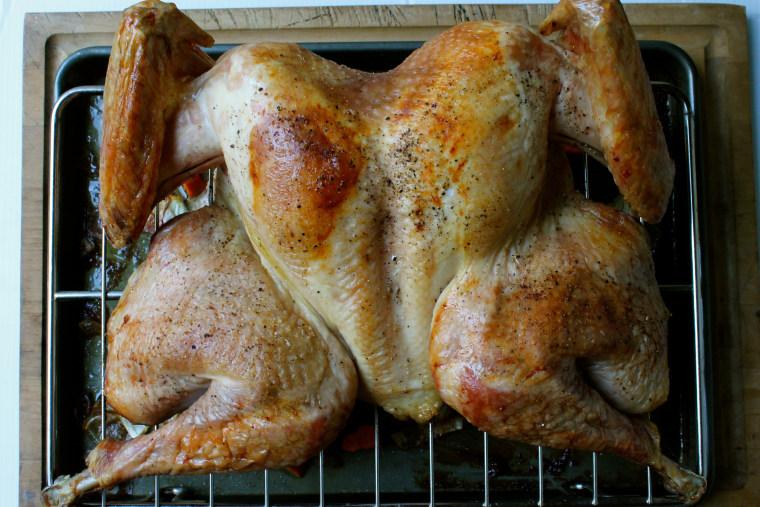 3-Hour Roast Turkey