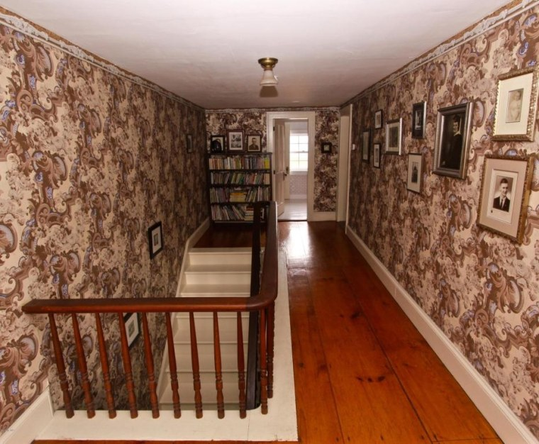 Historic colonial home in Massachusetts hits the market.