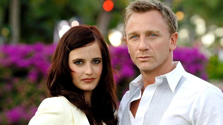 CASINO ROYALE, Eva Green, Daniel Craig, 2006, (c) Sony Pictures/courtesy Everett Collection