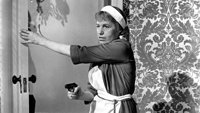 FROM RUSSIA WITH LOVE, Lotte Lenya, 1963