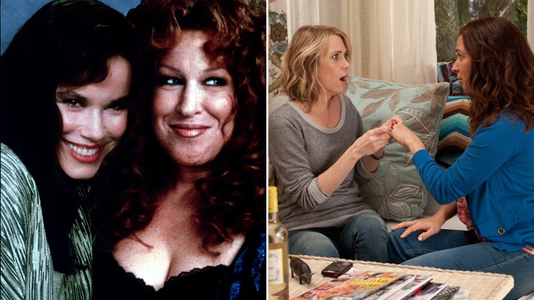 Beaches and Bridesmaids -- with Bette Midler and Barbara Hershey and Kristen Wiig and Maya Rudolph