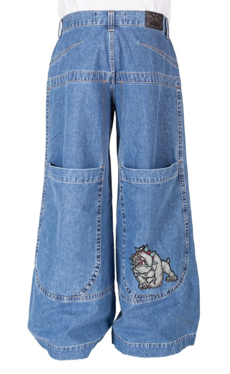 JNCO's baggy wide-legged jeans of the '90s are returning in time for Christmas 2015