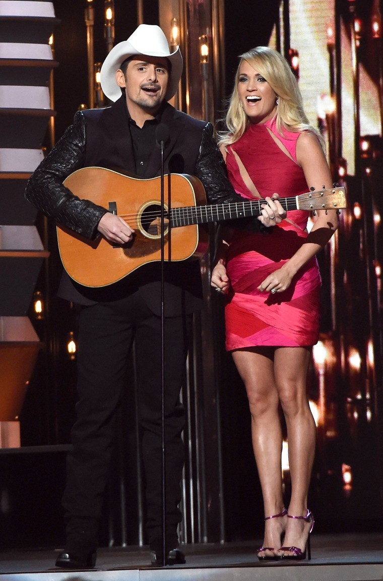 Carrie Underwood 2015 CMA Awards