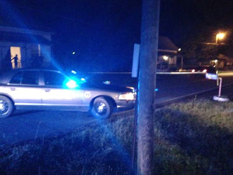 Image: Jackson, Georgia shooting