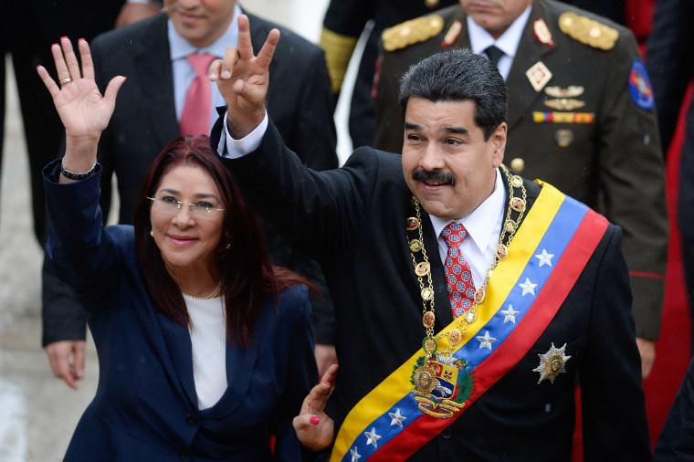 Image: FILES-VENEZUELA-US-FLORES