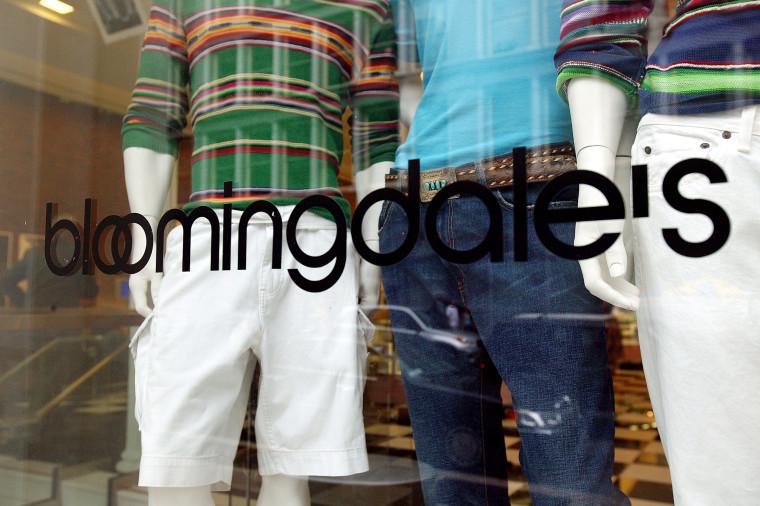 Bloomingdale's In SoHo