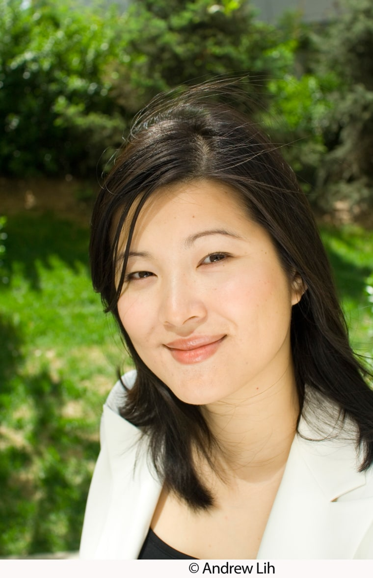 "Mei Fong, author of ""One Child: The Past and Future of China's Most Radical Experiment"""