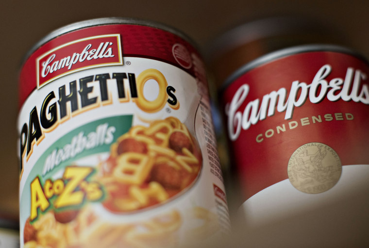 Uh-Oh: Recall After 'Choking Hazard' Found in SpaghettiOs Cans