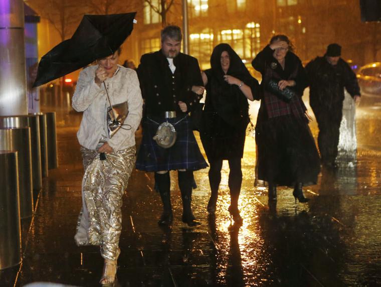 Abigail, First British Storm Ever Named, Slams Scotland, Ireland