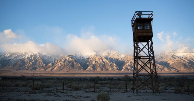 Image: Manzanar