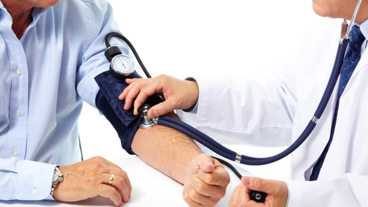 Healthy lifestyle changes can make a difference in controlling high blood pressure.