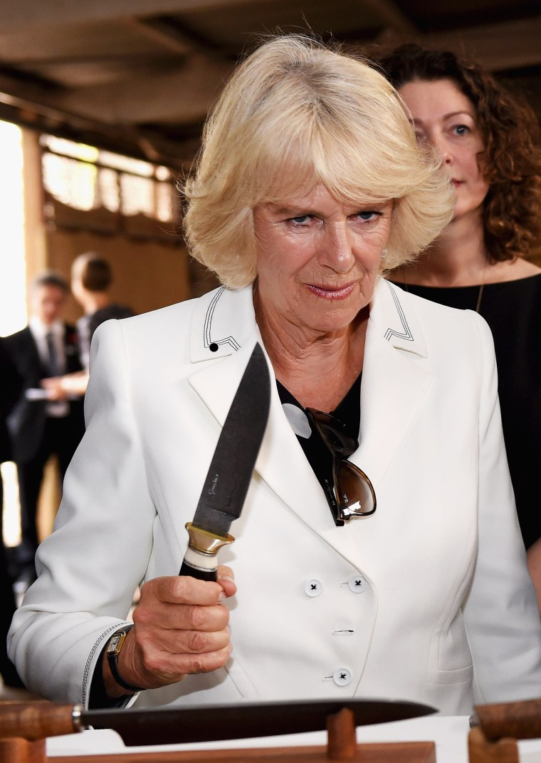The Prince Of Wales & Duchess Of Cornwall Visit Australia - Day 1