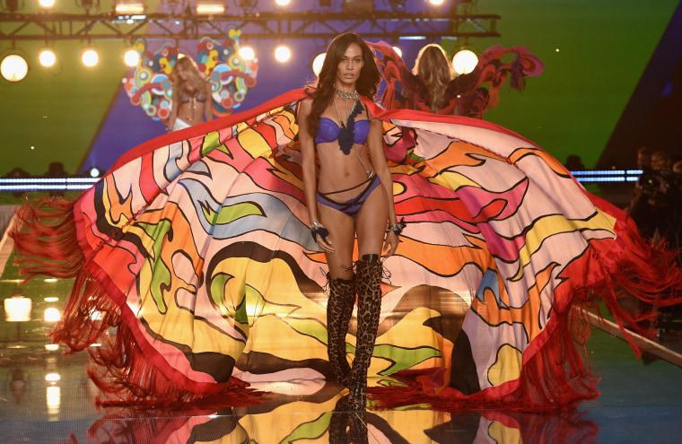 2015 Victoria's Secret Fashion Show